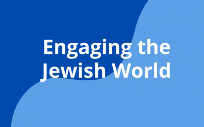 Engaging the Jewish World (EJW)- Dr. Bill Bjoraker