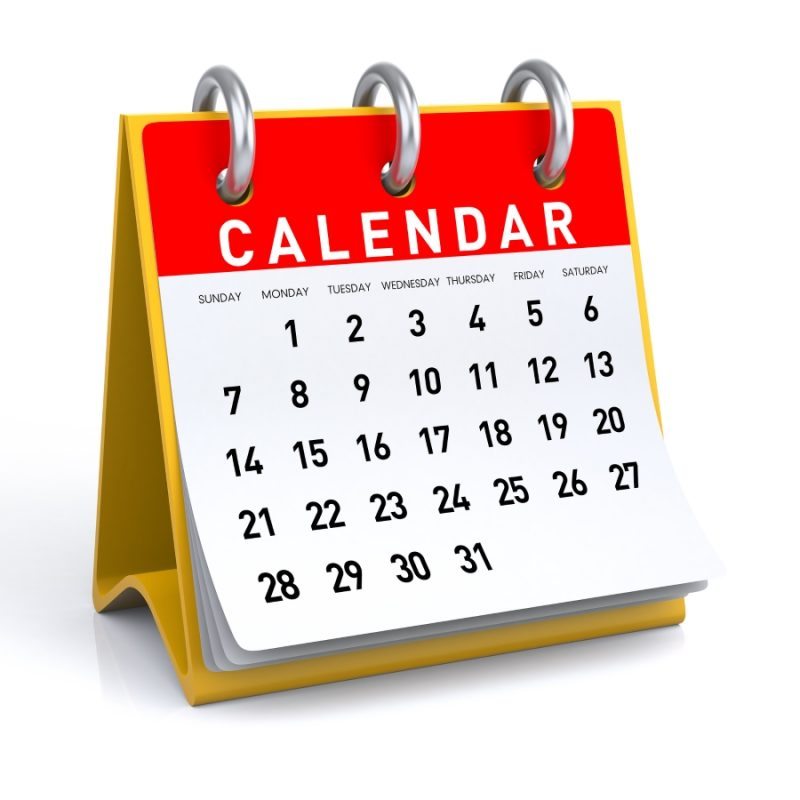 Jewish Calendar link